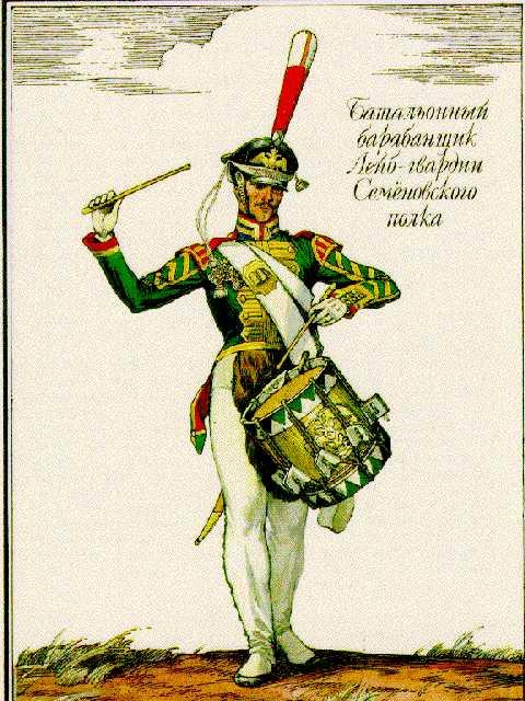 25 трубач литовского уланского полка